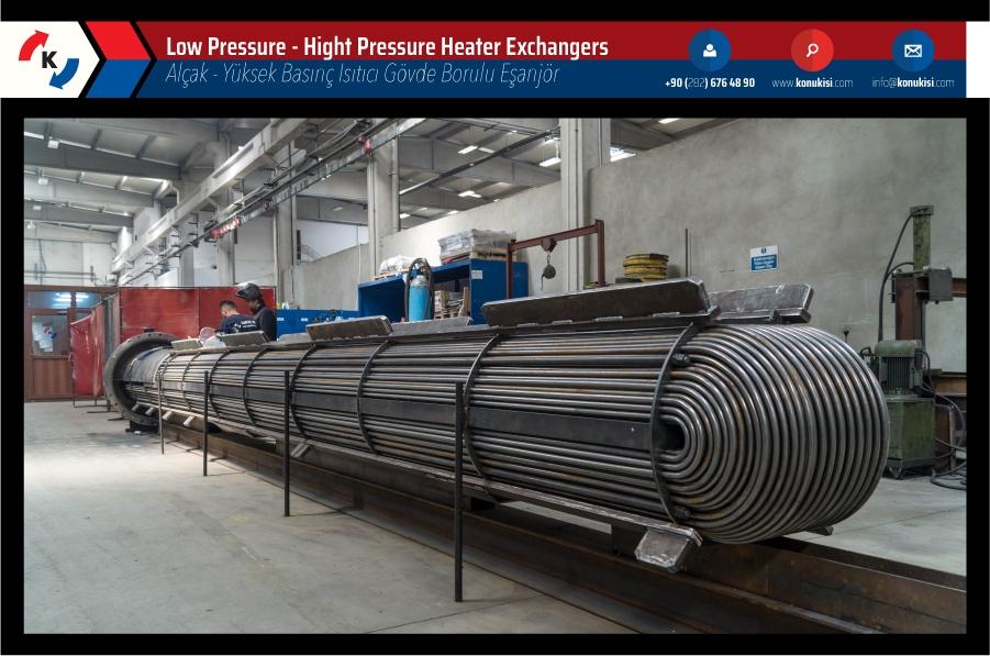 Shell & Tube Heat Exchangers |